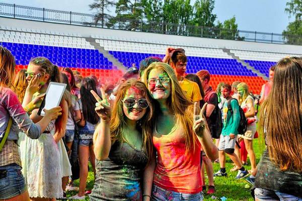 Когда День молодежи в 2021 году в России