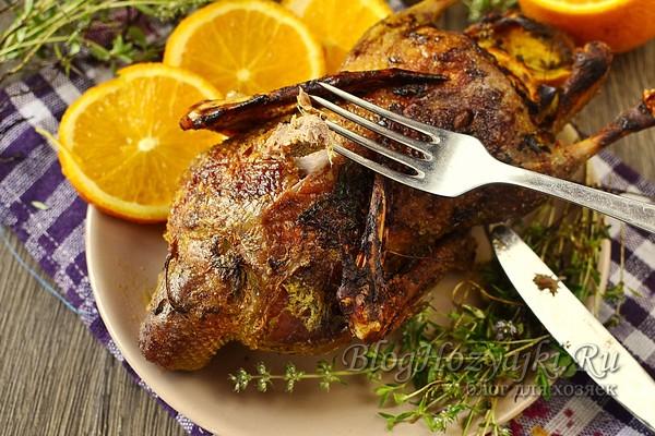 10 рецептов утки на Рождество 2021 в духовке