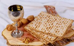 Празднование еврейской Пасхи