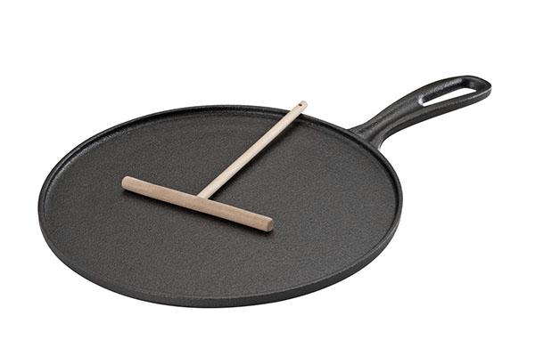 Как выбрать сковороду для жарки блинов