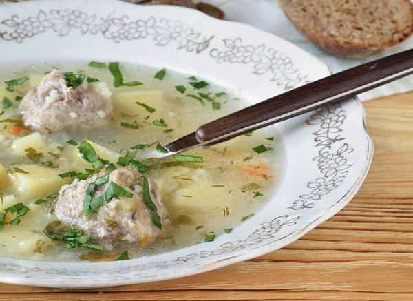 Суп с фрикадельками - самые вкусные и простые рецепты