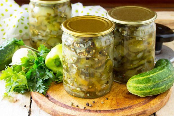 8 рецептов маринованных огурцов с горчицей на зиму