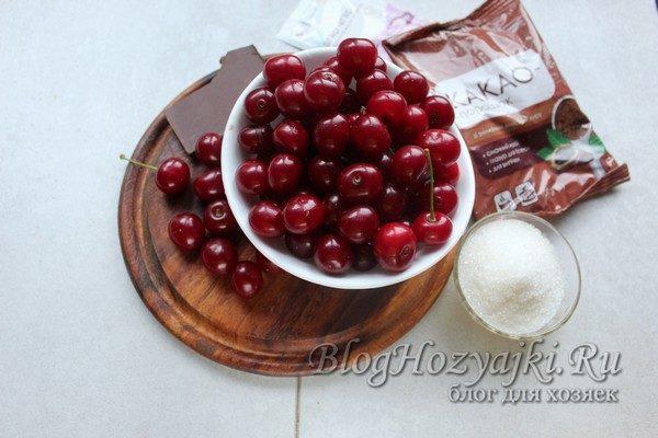 Вишневое варенье с какао - 5 самых вкусных рецептов на зиму