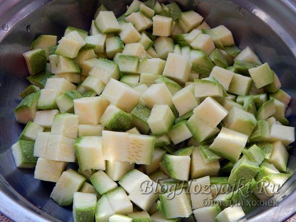 6 рецептов заготовок кабачков в томате на зиму