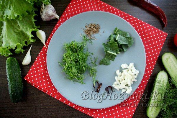 6 рецептов хрустящих малосольных огурцов