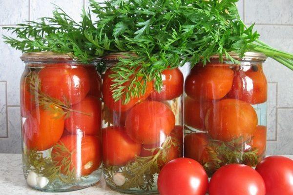 8 лучших рецептов помидоров с лимонной кислотой на зиму